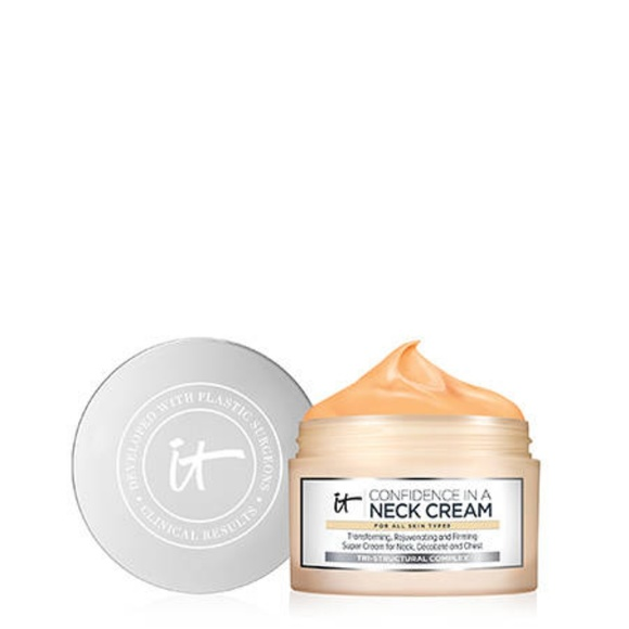 It Cosmetics Other - IT COSMETICS CONFIDENCE IN A NECK CREAM